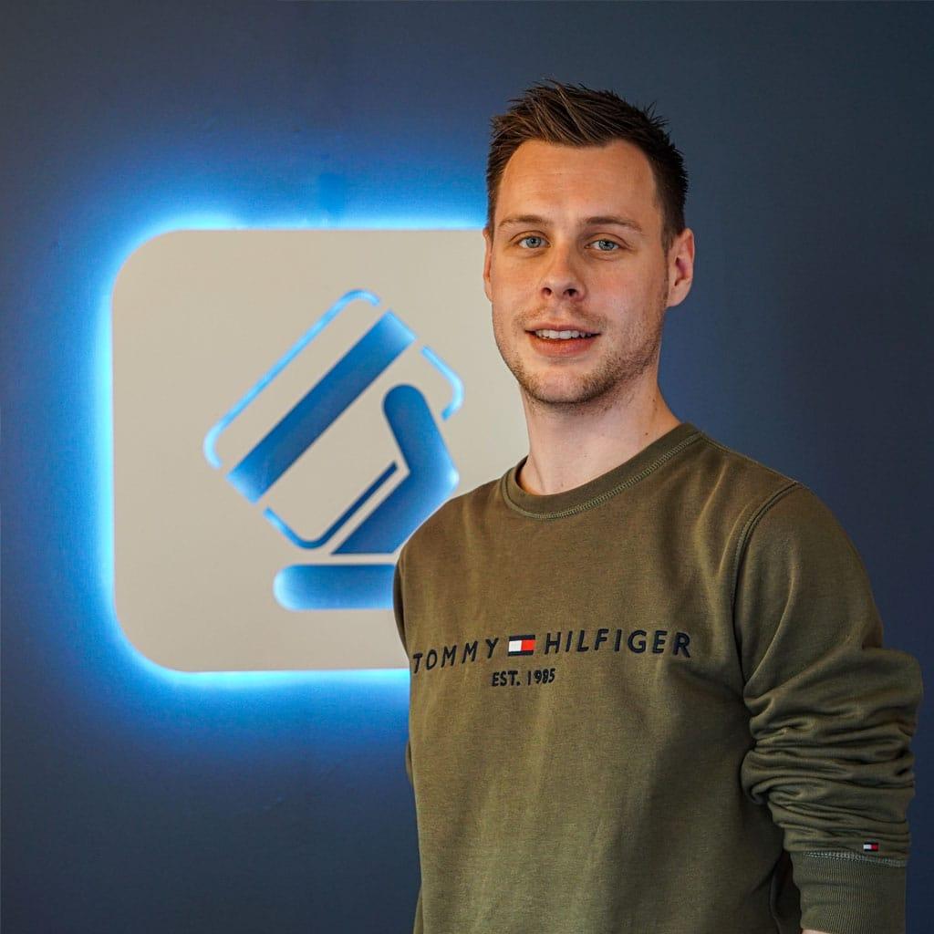 Bjorn Antonissen - Founder - CardMapr