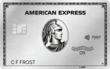 American Express Platinum Metal Card