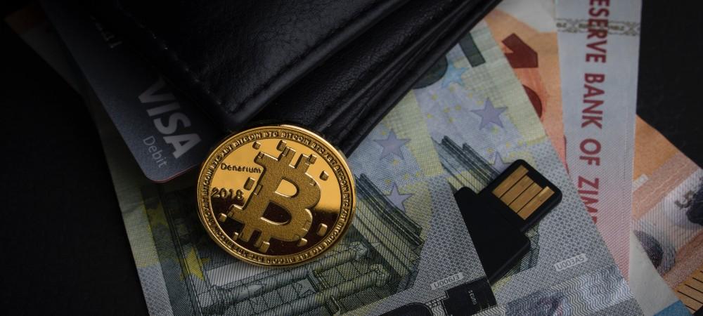 Bitcoin uitgeven met een creditcard