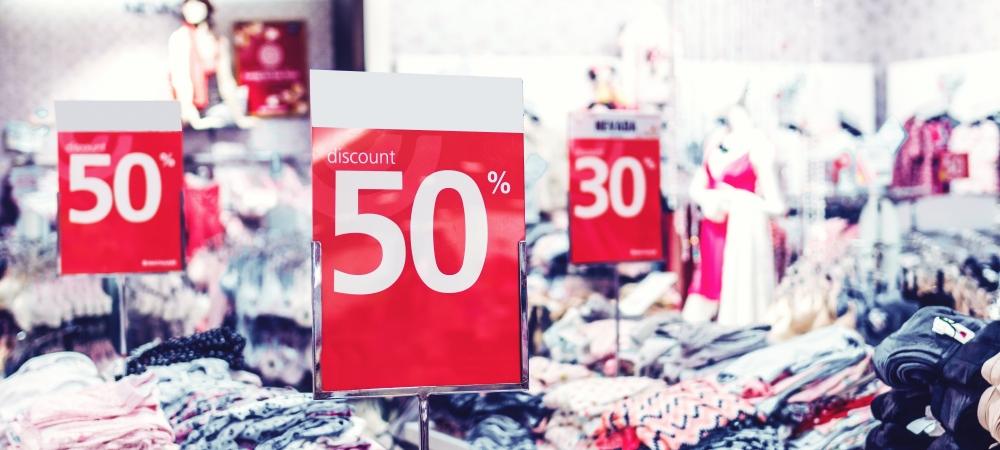 Black Friday kleding sale