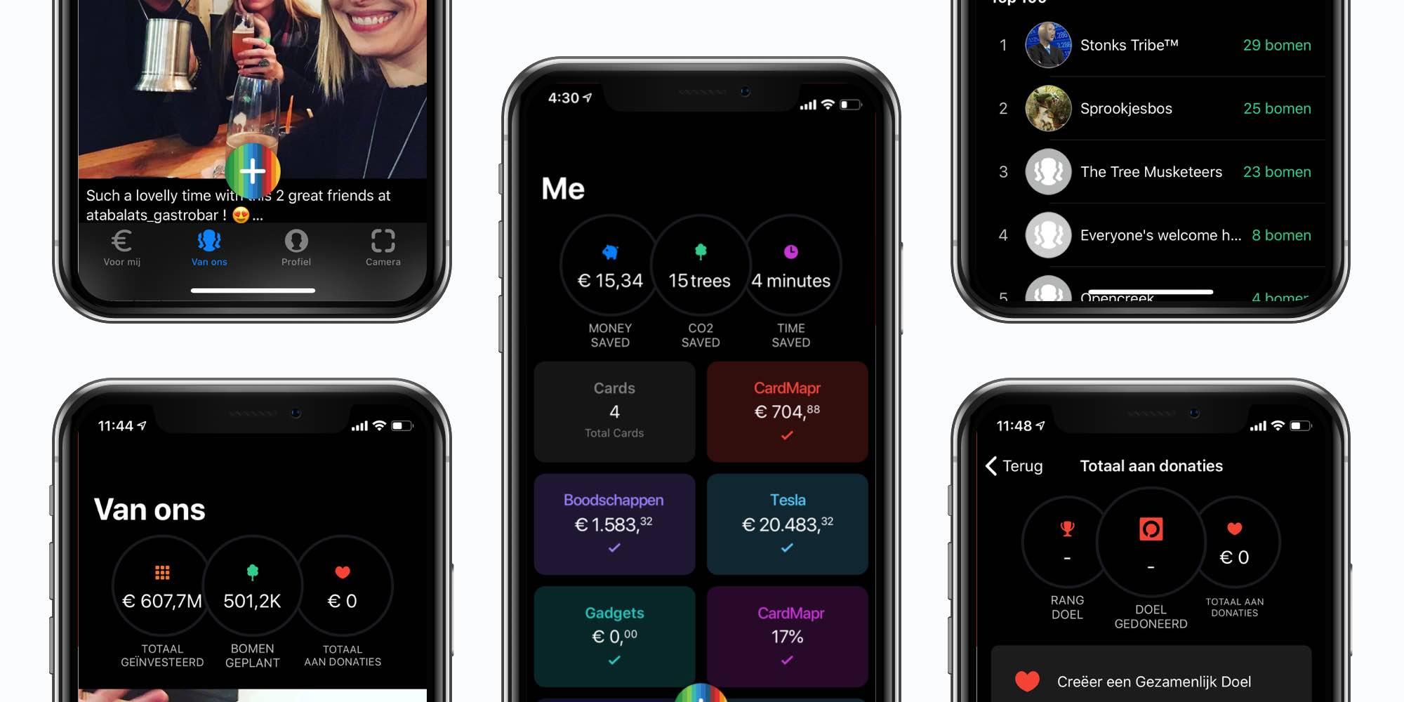 Bunq Bank V3 app